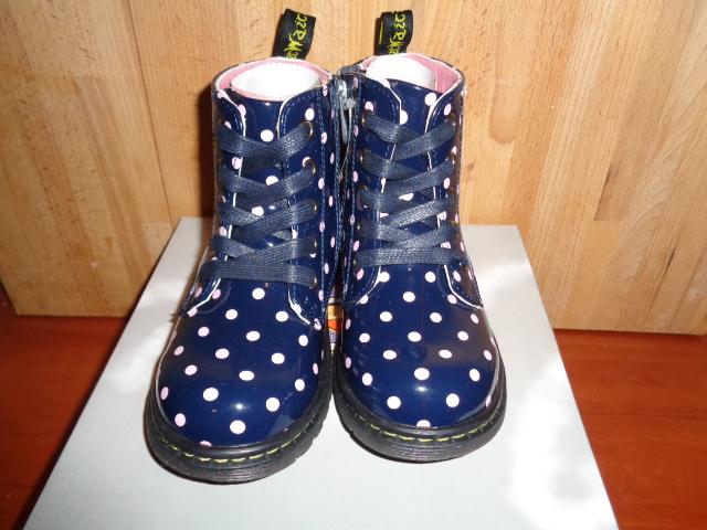 Новые ботинки Сказка для девочки, весна-осень