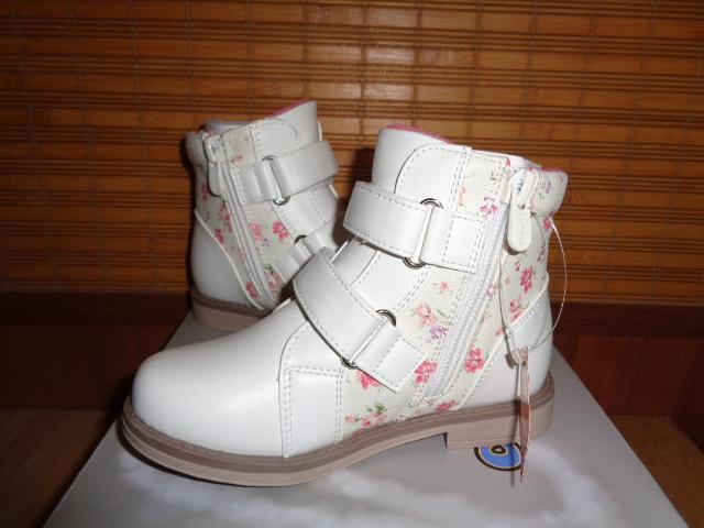 Ботинки Сказка, осень-весна, новые