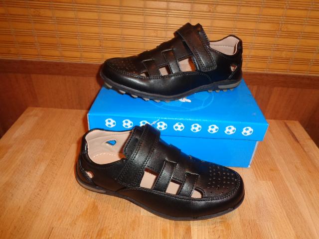 Туфли открытые новые