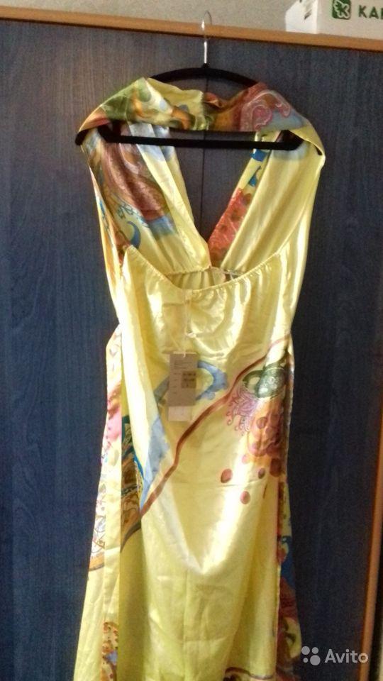 Нарядное платье .