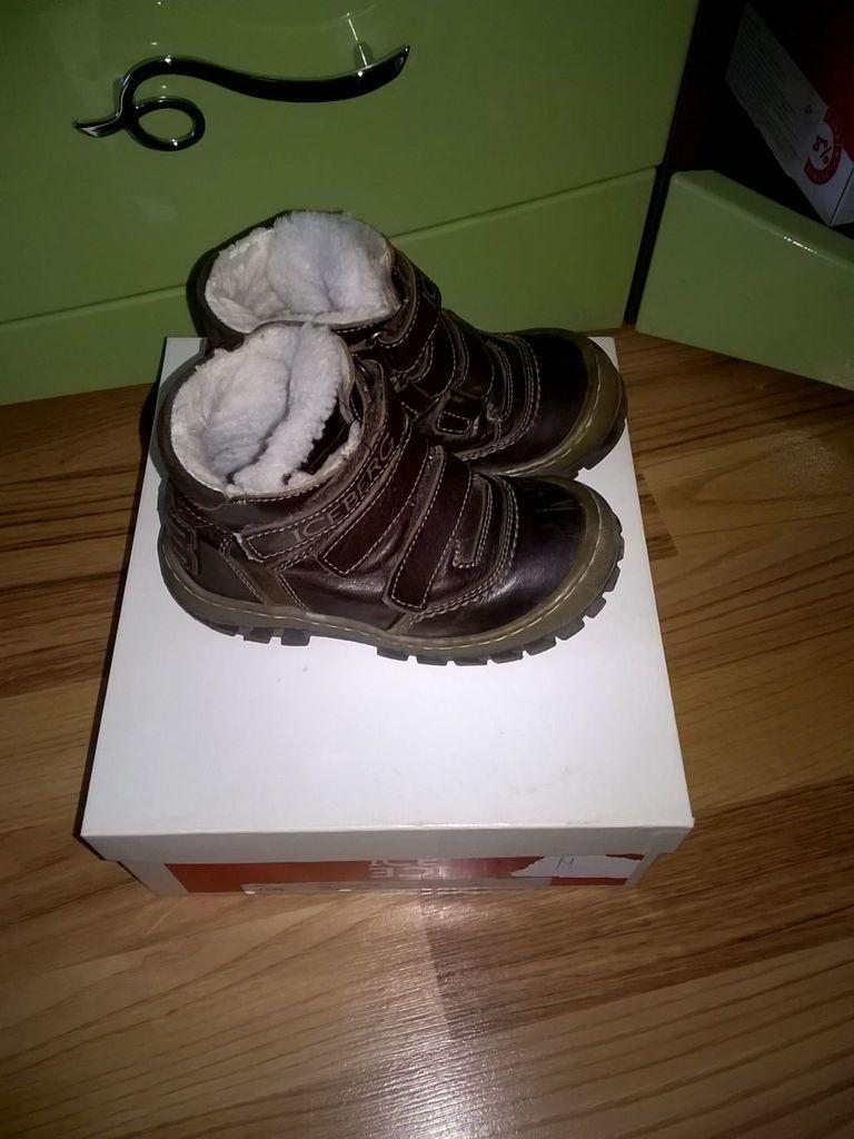 Ботинки Iceberg