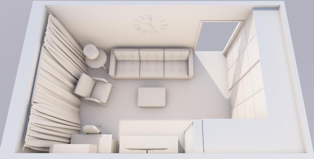 Услуги по дизайну интерьера и визуализации