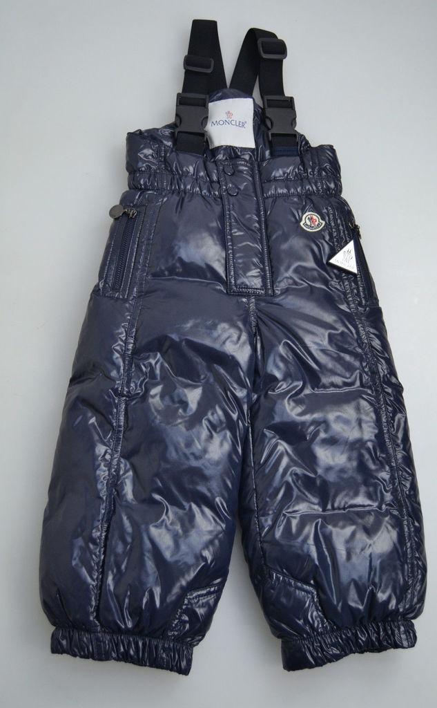 Новая куртка Moncler оригинал Италия р. 86 см