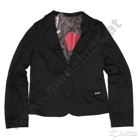Новый жакет пиджак ikks р. 5/110 Франция