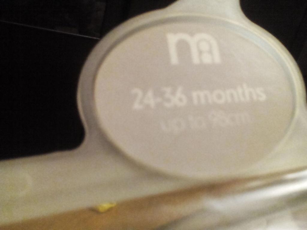 Новые боди короткий рук Mothercare 3шт. Р. 24-36 м
