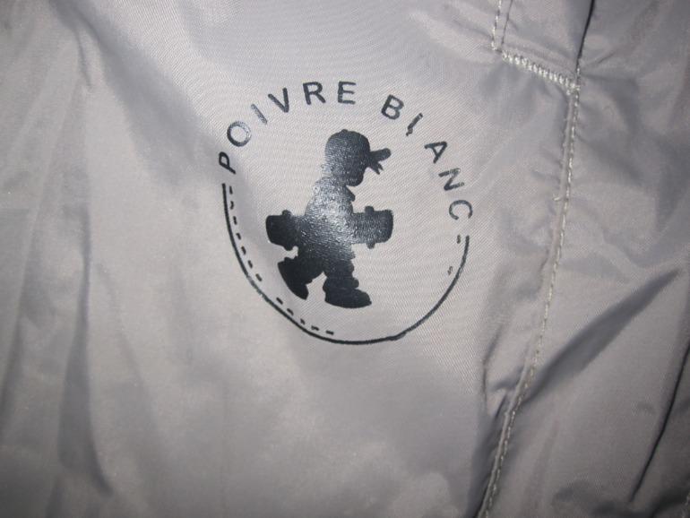 Демисезон полукомбинезон Poivre blanc 4 г/104 см