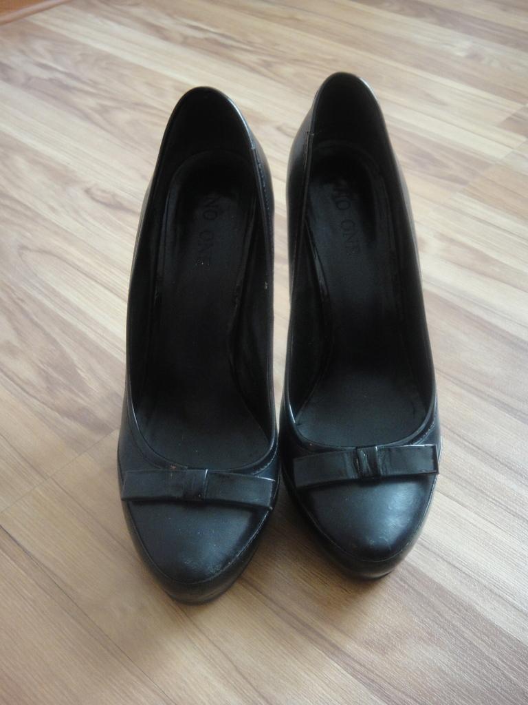 "кожаные туфли "" NO ONE"" (38 размер)"