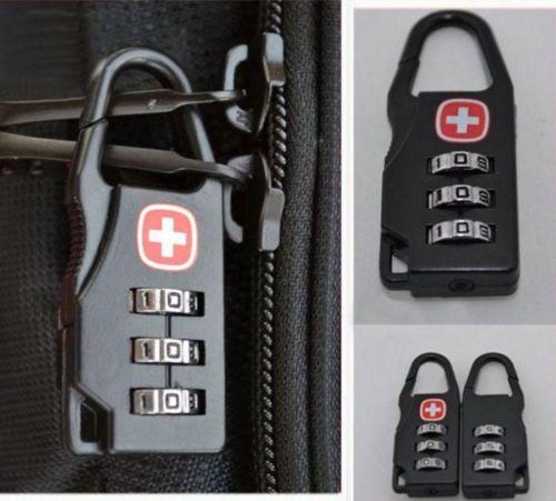 Багажный кодовый замок на рюкзак купить