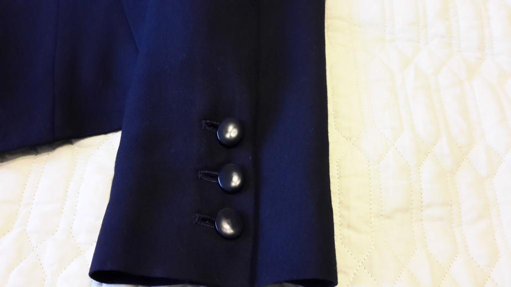 Темно-синий пиджак Mango размер 38-40 евро на 44