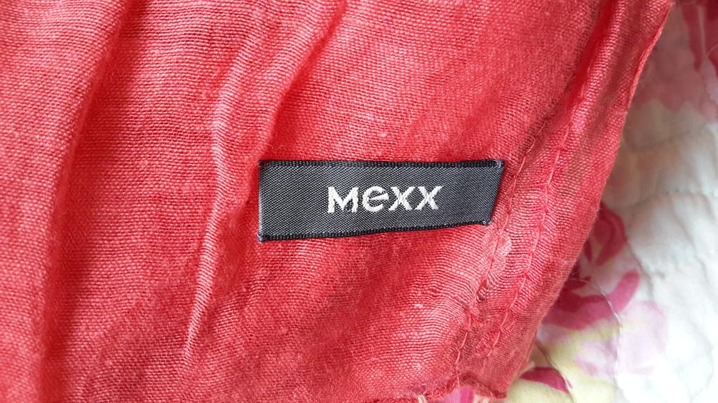 Палантин MEXX коралловый хлопок