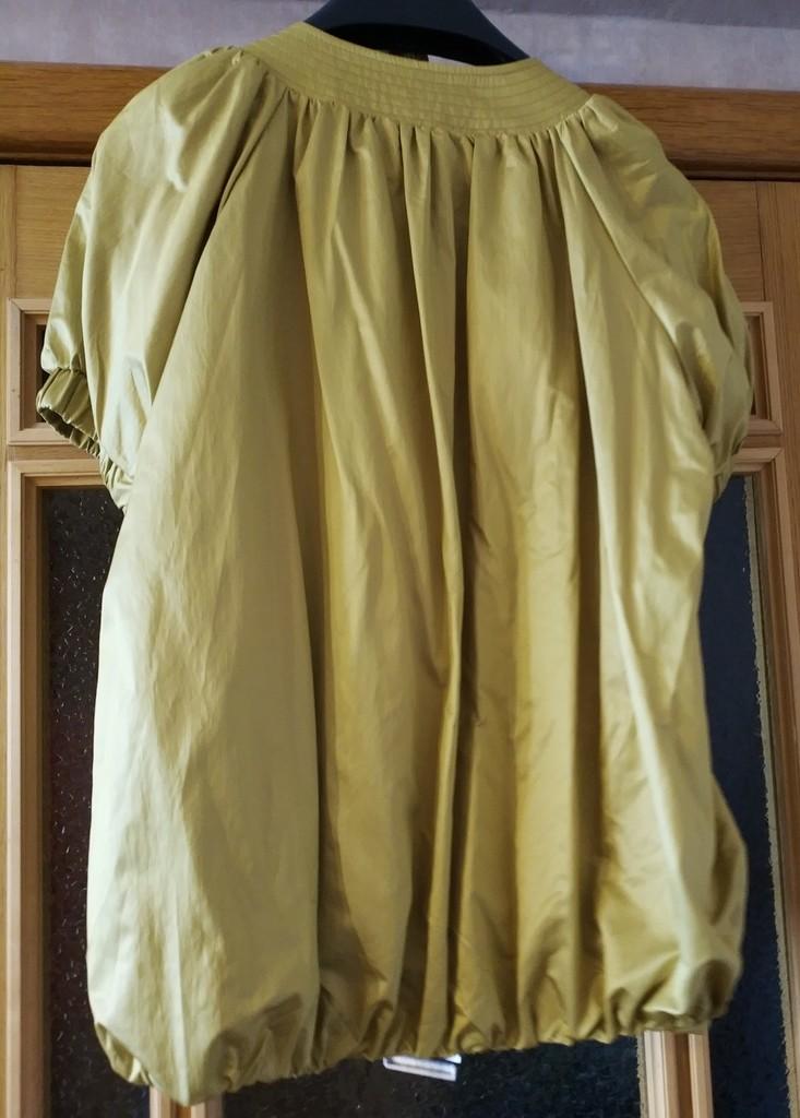 Куртка Lakbi размер 46 на 46-48 цвет желто-горчичн
