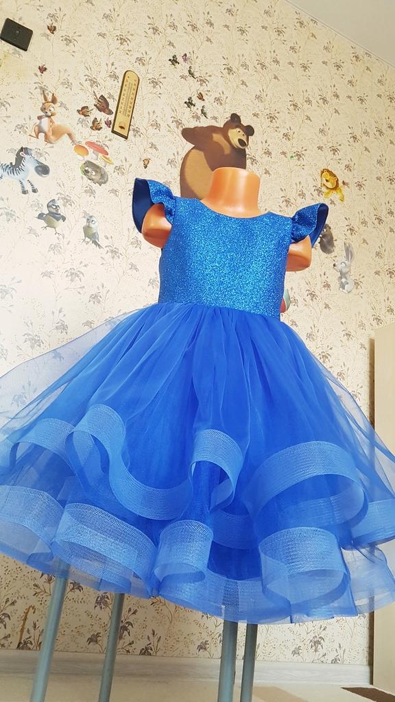 Платье Новое 122