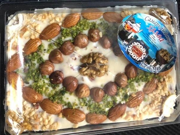 Орешки, сухофрукты, цукаты и вкусняшки к чаю