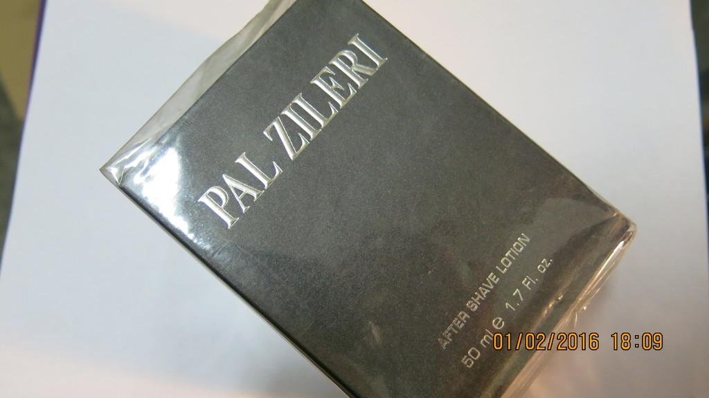 Pal Zileri бальзам после бритья 50 мл