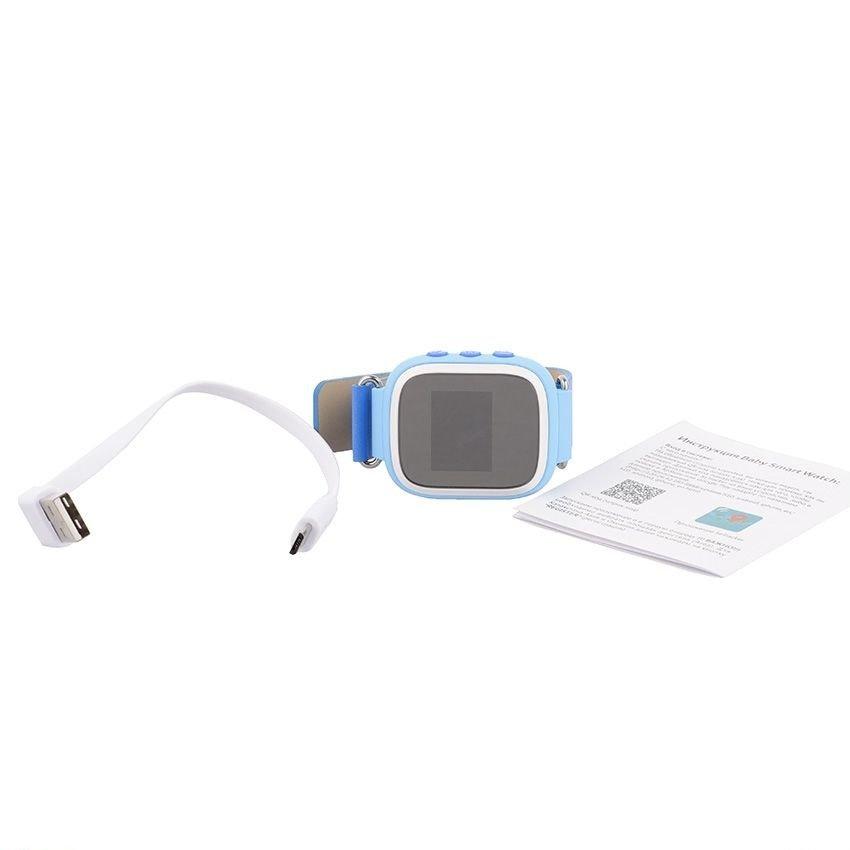 Детские умные часы KidTracker Q60s