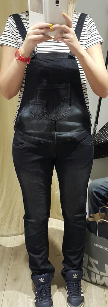 Комбинезон - джинсы для беременных
