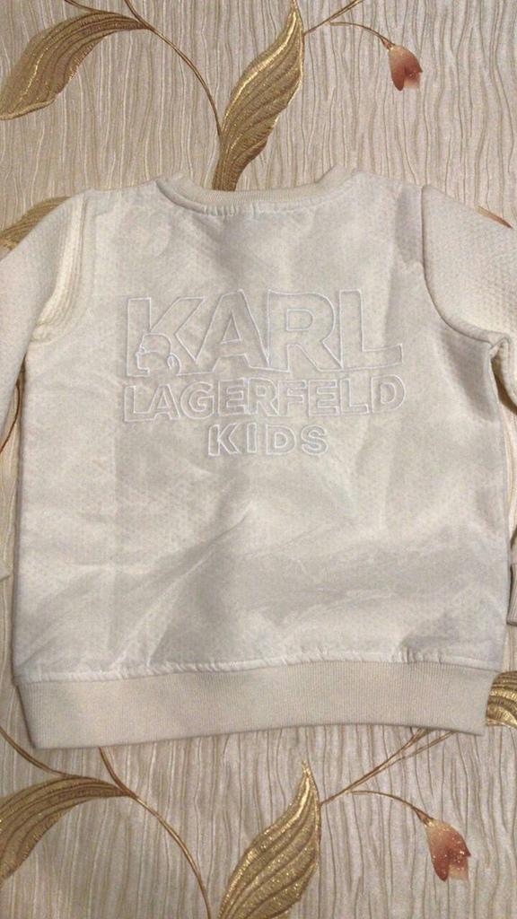Karl Lagerfeld!