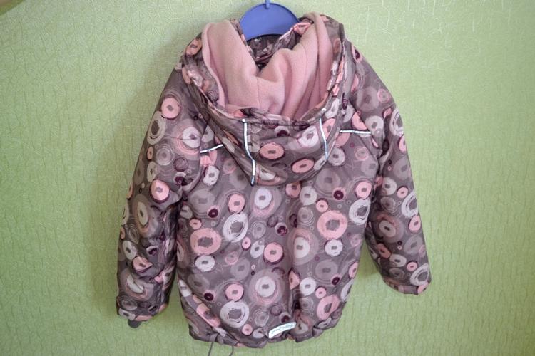 Теплый комбинезон + куртка зимняя
