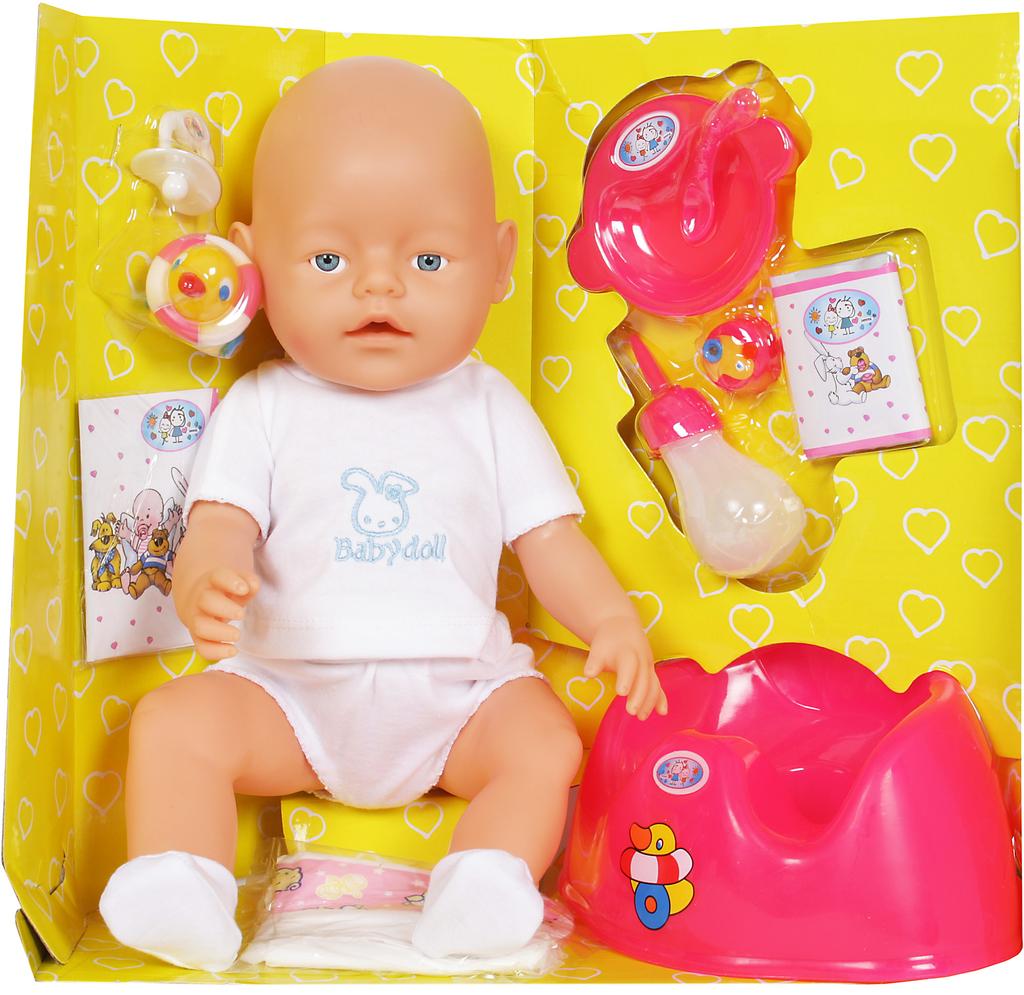 Кукла пупс Полный аналог беби бона Baby Born