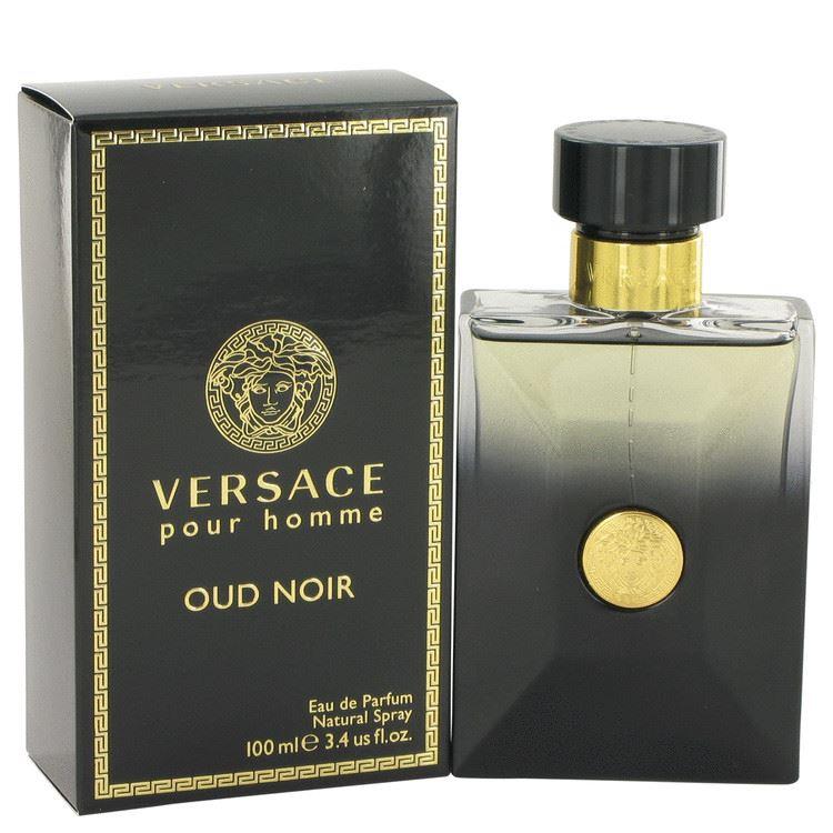 Versace Pour Homme Oud Noir 100 ml Новая