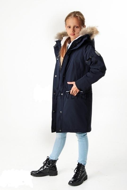 Зимняя парка для девочек  VALIANLY;