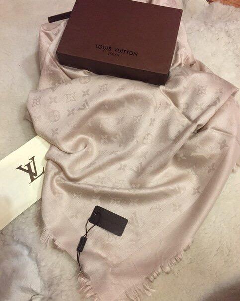 Платки Палантины Louis Vuitton Kenzo Dior Burberry