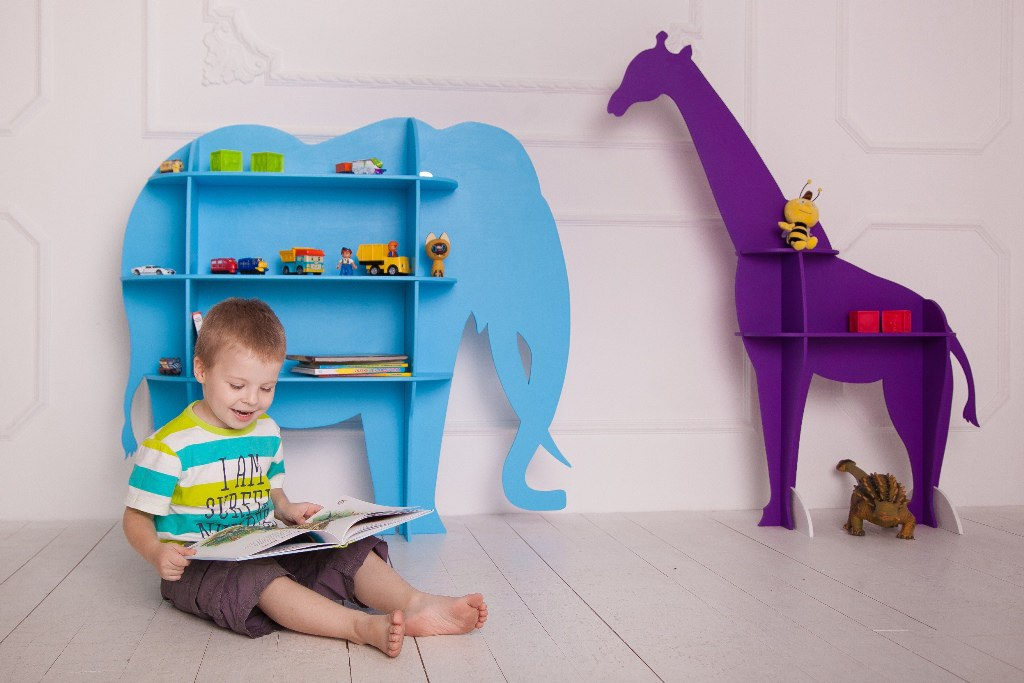 Книжные полки для детской - запись пользователя игорь (id213.