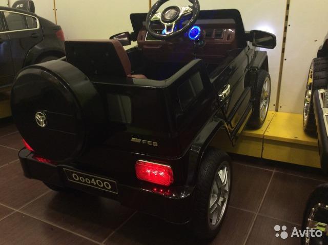 Детский электромобиль Mercedes O 004 OO VIP