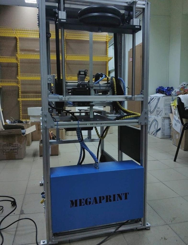 Станки для печати на надувных шарах