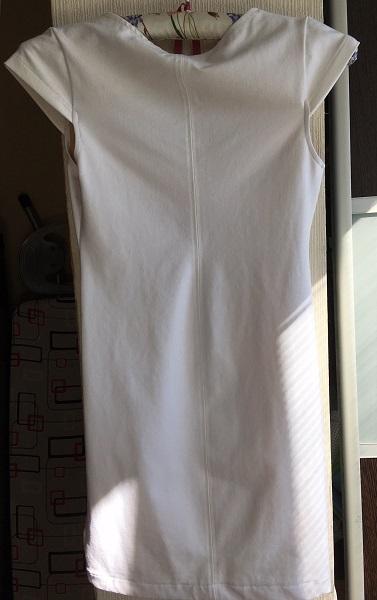 Белое платье David Lerner / XS