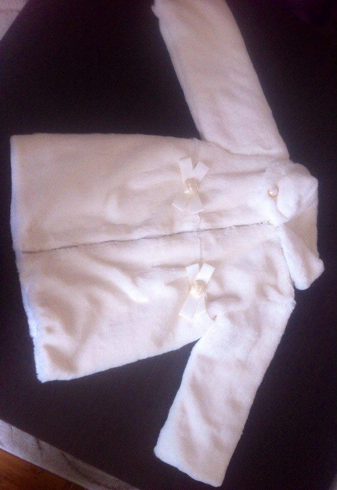 весеннее пальто для девочки 2-4 лет