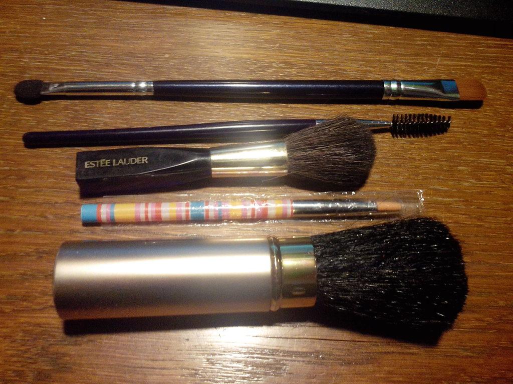 Кисти для макияжа разные оригинал