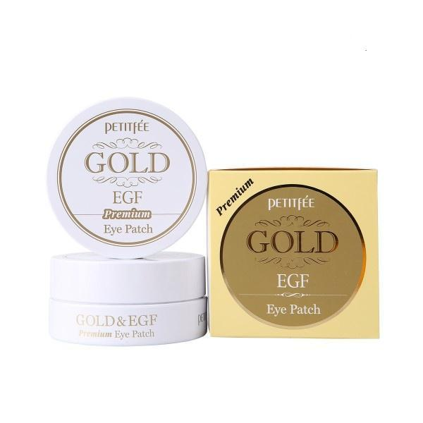 Патчи гидрогелевые PETITFEE PREMIUM GOLD