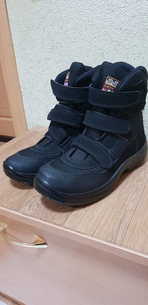 Ботинки Alaska Новые