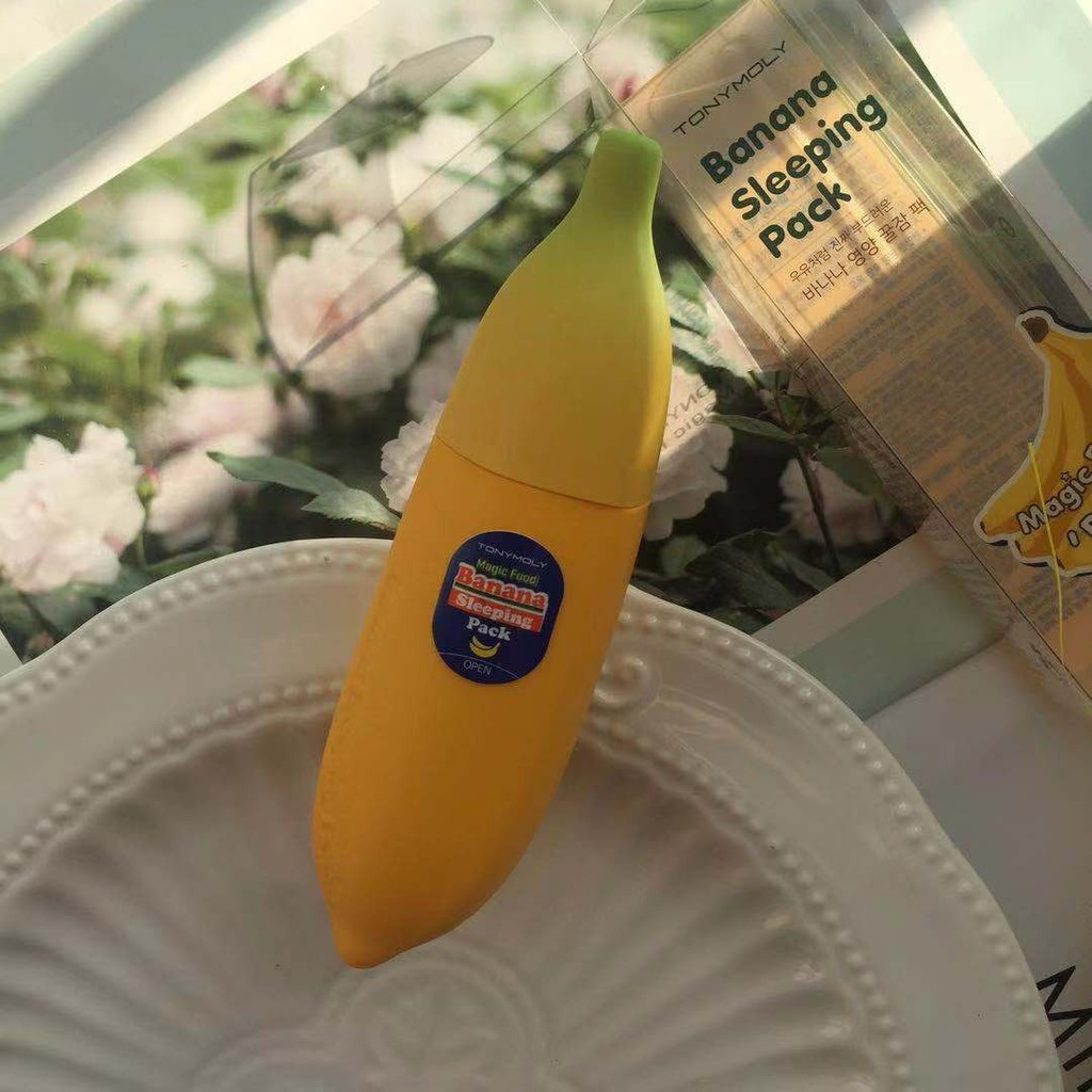 Ночная маска Tony Moly Magic Food Banana Sleeping