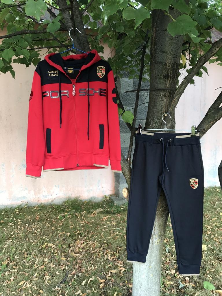 Спортивный костюм от PORSHE