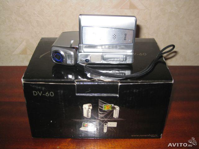 Цифровая камера RoverShot DV-60 на запчасти
