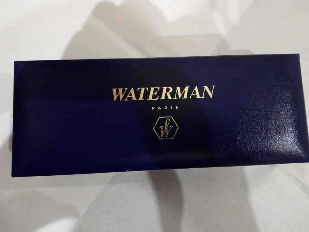 Перьевая ручка Waterman (Франция -- оригинал)