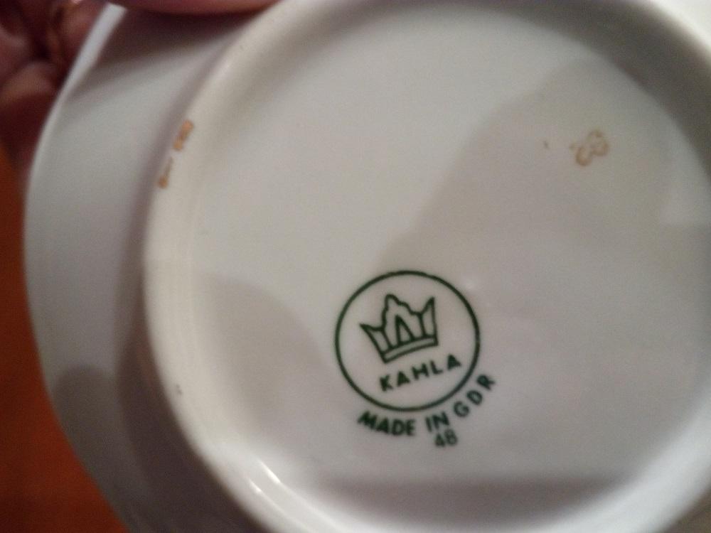 Новый,перламутровый,Чайно-Кофейный сервиз Мадонна