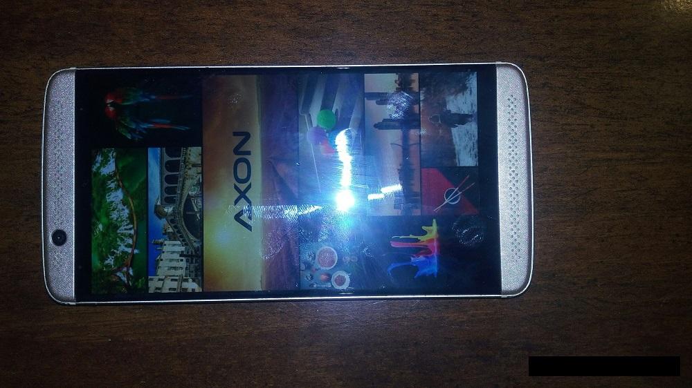 Смартфон ZTE AXON 7 mini