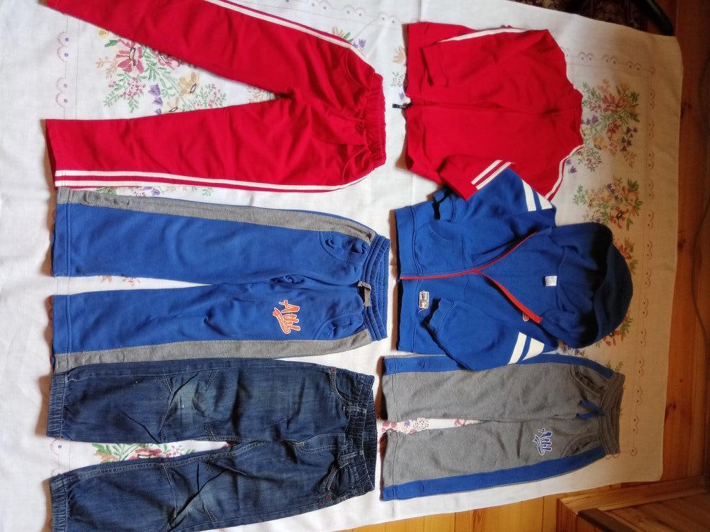 Спортивные костюмы для мальчика