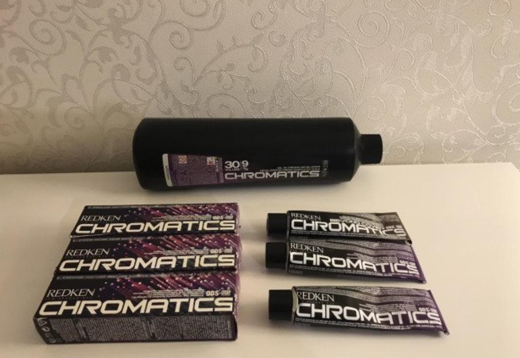 Redken Chromatics