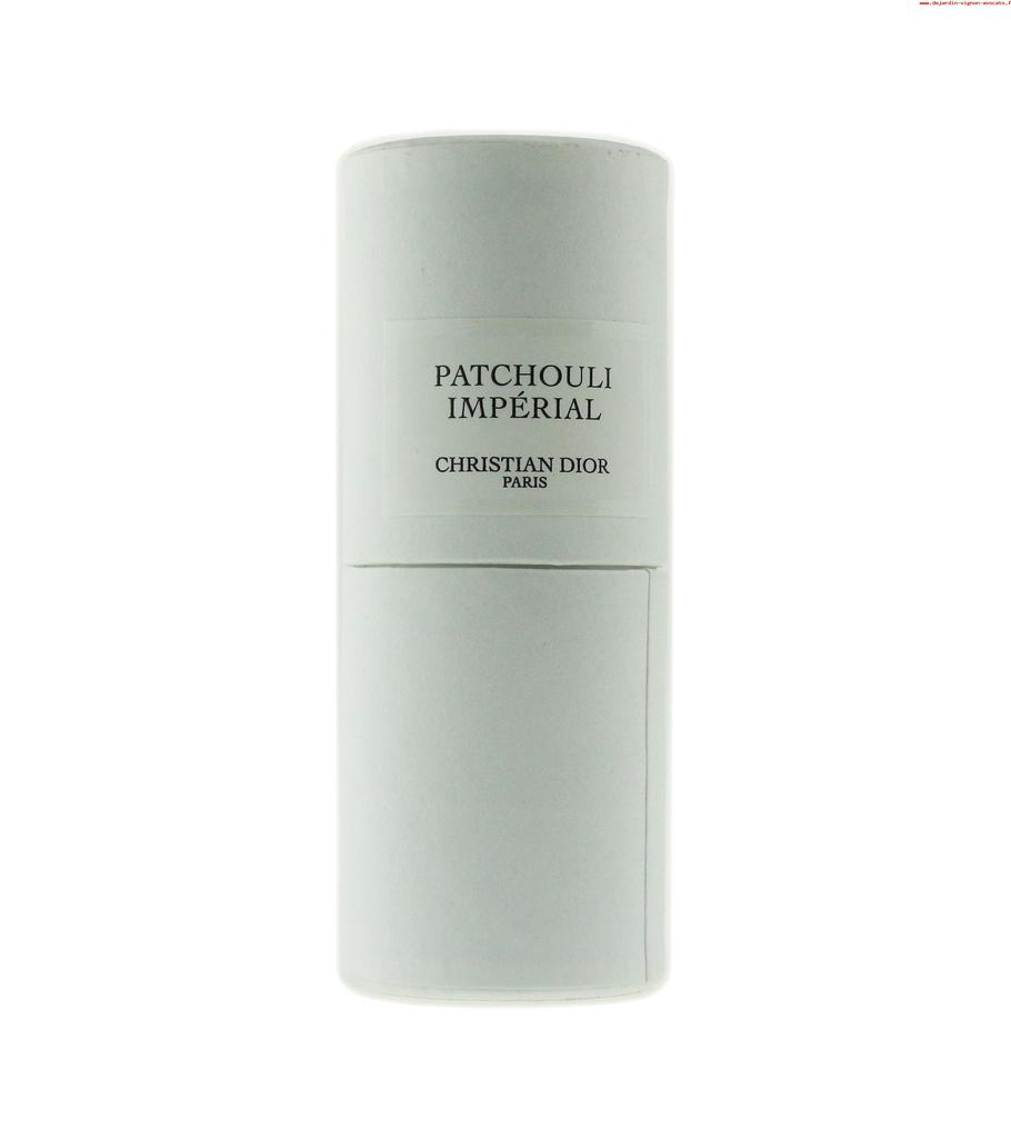 Christian Dior Patchouli Imperial 125 ml