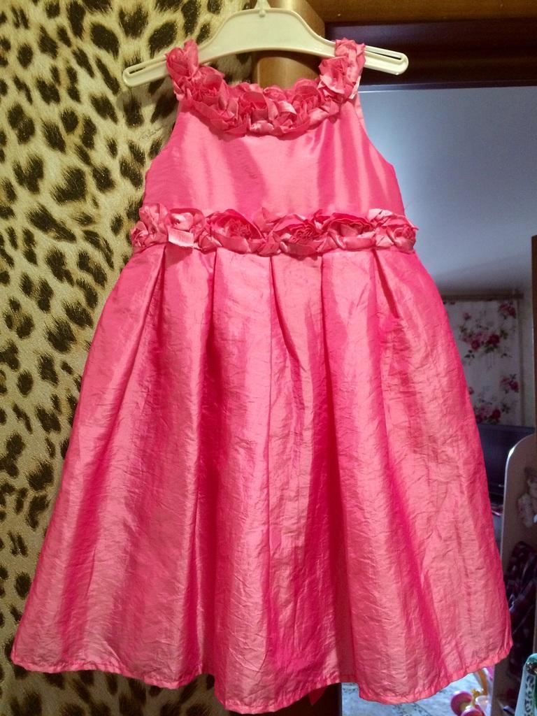 Нарядное платье early days р 18-23 мес