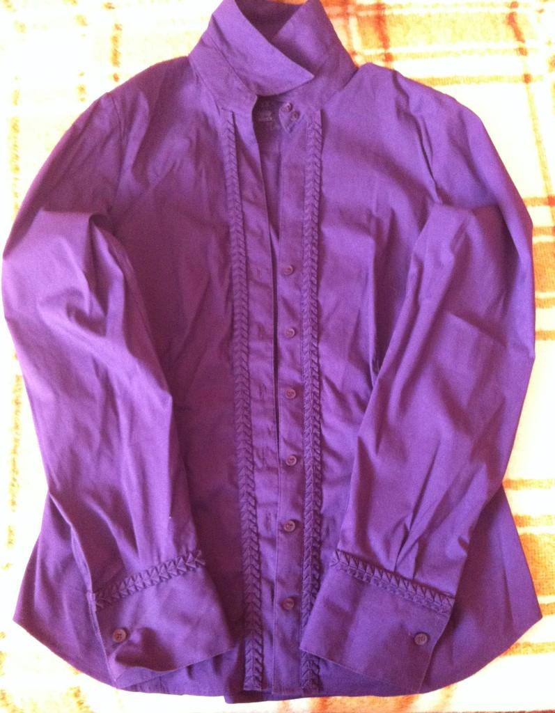 Блузка Мехх