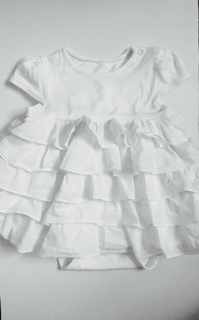 Нарядное платье боди Mothercare 9-12 мес