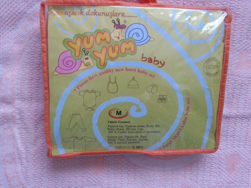 Комплект для самых маленьких деток