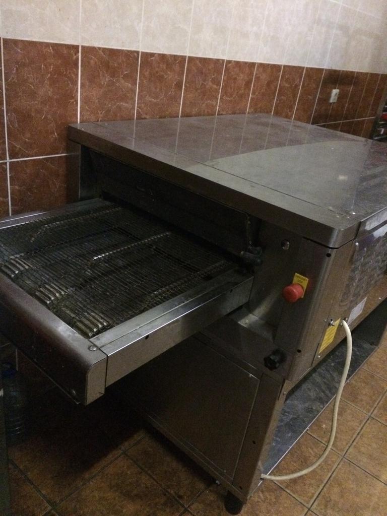 печь для приготовления пиццы