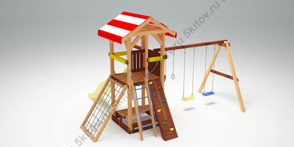 Детская площадка Савушка-9
