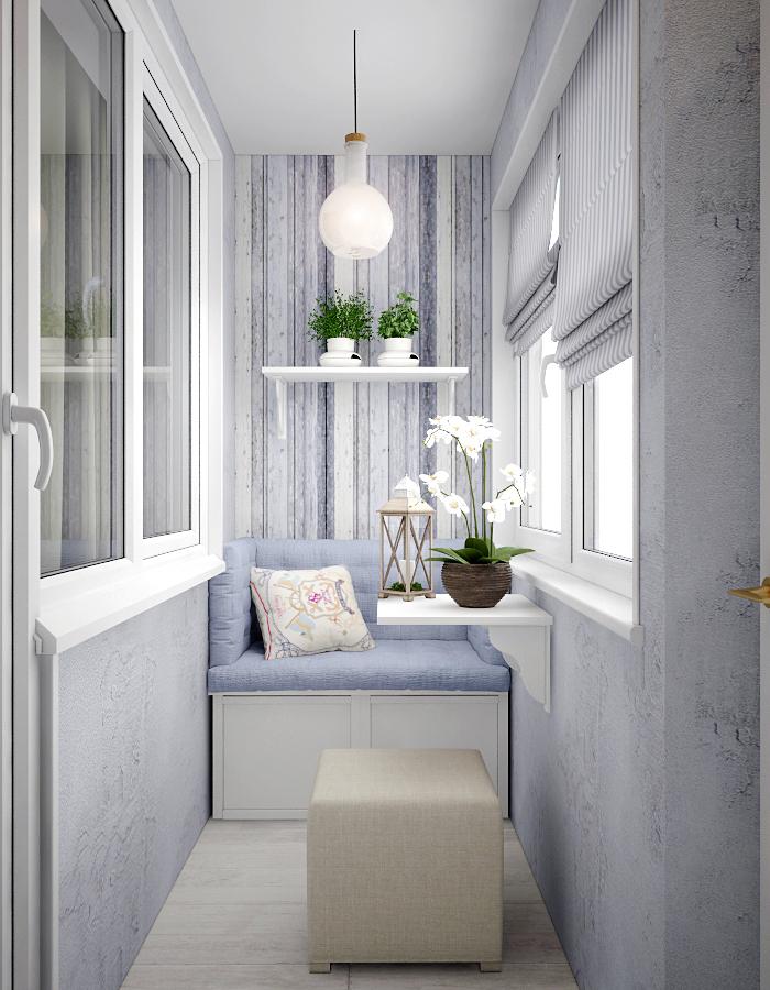 Дизайн маленького балкона фото 2015 современные идеи..